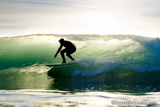 surfing alaska photo