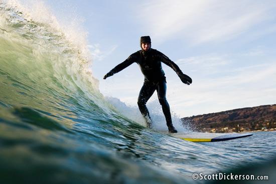 surfing alaska photo