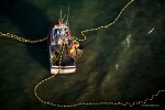 commercial fishing aerial, Togiak, Alaska, Scott Dickerson Photography