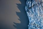 Glacier Aerial, Alaska, Scott Dickerson Photography
