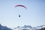 Powered Paramotor, Alaska, Scott Dickerson Photography