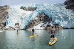 SUP glacier Alaska, Scott Dickerson Photography